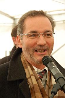 Matthias Platzeck, tysk SPD-politiker, forstår Putin, og vil anerkjenne Krim (Foto: Wikipedia)