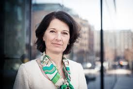 Anita Tekstadius i Context Vision kan sitte på en børsrakett på den nordiske børsen og Oslo Børs(Foto:Context Vision)