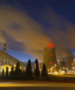 Europas største brunkullenergiverk, Belchatow i Polen (Foto: Bilinger/Flickr)