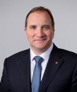 Statsminister Løfven i regjeringskrise etter SD stemmer ned budsjettet (Foto: Regeringen.se)