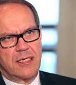 Chairman Jorma Ollila in Royal Dutch Shell will have a tough year in 2015. Shell is the second largest NBIM-investment by company( Photo:Royal Dutch Shell)