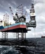 Dansker og svensker leter etter olje på Johan Sverdrup-feltet i Nordsjøen (Foto: Maersk)