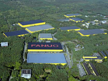 FANUC Robotics - en av oljefondets største investeringer i Japan