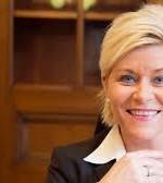 Finansminister Siv Jensen får  problemer med å drive et lønnsomt oljefond, og gjennomføre EU`s klimapolitikk(Foto:Fremskrittspartiet)