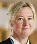 Viseadministrerende  direktør Ingrid Bonde er finansdirektør i kriserammede Vattenfall(Foto:Vattenfall)