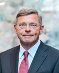 Danish  Christian Clausen  isleading the  largest  commercial bank in the Nordics Nordea AB.( Photo:Newsroom Nordea)