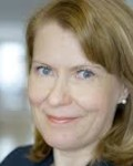Tiina Tuomela is in charge for Nuclear production in Fotum( Photo: Sveriges Radio)