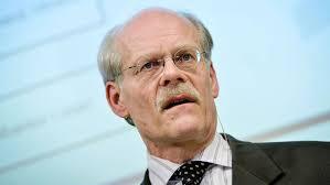 Sentralbanksjef Stefan Ingves venter økt rente om ett år( Foto: Sveriges Riksbank.se)