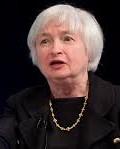 Janet  Yellen i federal Rserve  beholder styringsrenten uendret(Foto: Senatet ) i