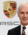 Konsernsjef Mattias Müller  i tyske  Posche skal  rydde opp i Volkswagen AG( Foto: Posche AG)