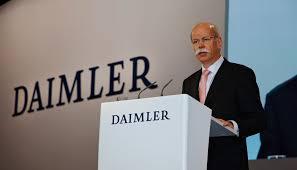 Konsernsjef Dieter Zetsche i Daimler AG selger Mercedes benz som aldri før i Kina og er en viktig aksje for NBIM( Foto:Mercedes-Benz)