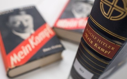 'Mein Kampf' returns to German market
