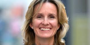 Irene Rummelhoff er sjef for Statoils vindkraftprosjekt( Foto: Statoil)