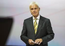 Konsernsjef mattias Müller i Volkswagen har samme probelemer som Daimler-sjefen( Foto:Posche Holding)