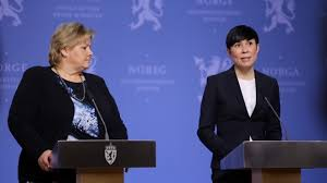 Forsvarsminister Ine Marie Eriksen Søreide vil ikke høre på hvordan man kutter kostnader i forsvart( Foto: Regjeringen.no)