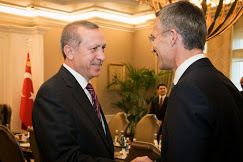 Secretary General Jens Stoltenberg has a good and close relationship to prime miniester Erdogan in Turkey( Photo: NATO)