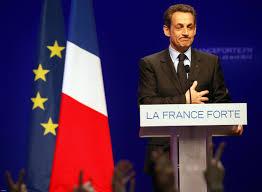 Tidligere president Nicolas Sarkozy stiller som kandidat i presidentvalget i 2017( Foto: La France Forte)