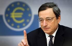 Mario Draghi i ESB venter aat fler kommer i arbeid i europa(Foto:ECB)