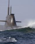 Modell ubåt 212 skal bygges ved tyske Thyssen-Krupp og  fire ubåter skal levers til det norske forsvaret8Foto:ThyssenKrupp)