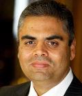 Rishi Kapoor er nestkommanderende i Investorcorp, med samme navn som Indias mest kjente filmstjerne(Foto: Intercorp)