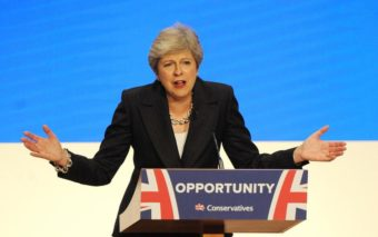 May must  drop dream of 'perfect' Brexit