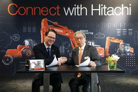 ABAX og Hitachi inngår internasjonal storavtale