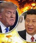 Økende spenning mellom USA og Kina slår kraftig ut på børsen