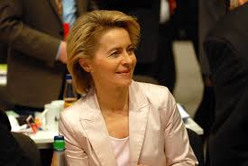 Von der Leyen new European Commission President
