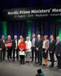 Nordic CEOs met with Prime Ministers to accelerate sustainability action