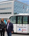 Ketil Solvik-Olsen blir seniorrådgiver i Forus PRT