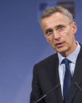Press conference by NATO Secretary General Jens Stoltenberg ahead of meetings of NATO Foreign Ministers and following a meeting of the NATO-Russia Council