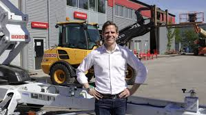 Thomas Astrup blir ny administrerende direktør i Cramo