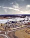 Giant logistics hub sold at record price