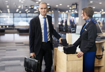 Rickard Gustafson lämnar SAS