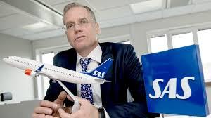 Rickard Gustafson blir styreleder for IATA fra 2022