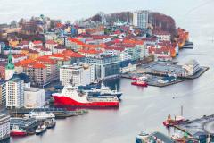 Norways best City is Bergen