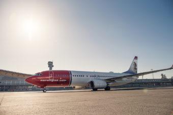 Norwegian søker om tilsvarende rekonstruksjon som morselskapet for piloter og kabinansatte