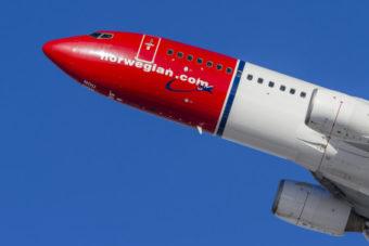 Norwegians trafikktall påvirkes fortsatt kraftig