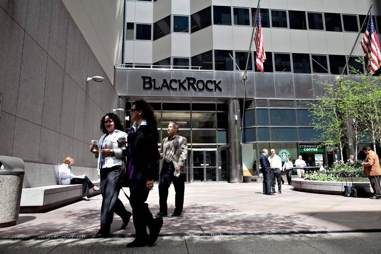 Why Is BlackRock's Carbon Transition Fund Packed With Big Oil?