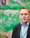 Pyry Niemi (S) Sverige, vid Nordiska rådets session i Köpenhamn 201 Foto: Johannes Jansson/norden.org
